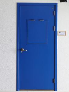 门禁钢质防火门